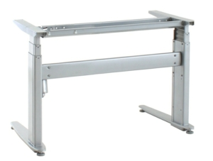 Conset 501-27 Sit Stand Electric Desk - Frame Only
