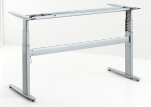 Conset 501-29 Sit Stand Electric Desk - Frame Only