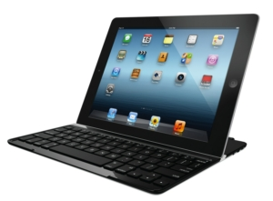 Magnetic Ultrathin iPad Keyboard & Stand