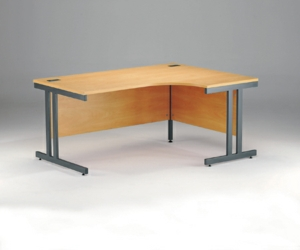 Stockit Fixed Height Desks - Radial