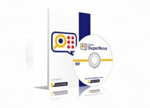 Supernova Magnifier and Reader Magnifier
